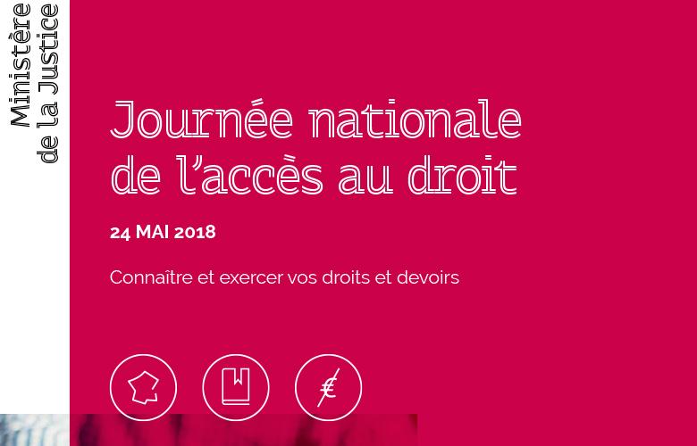 JOURNÉE DE L'ACCÈS AU DROIT